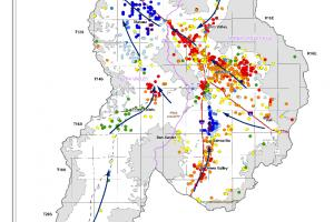 Groundwater conditions in Tucson and environs