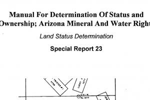 Mineral Rights report