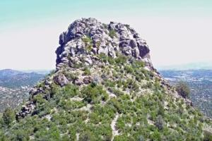 Thumb Butte, Prescott Arizona