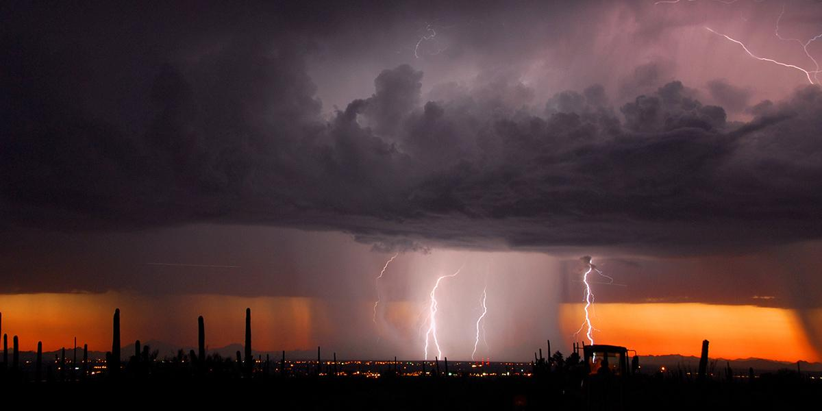 Severe Weather   AZGS